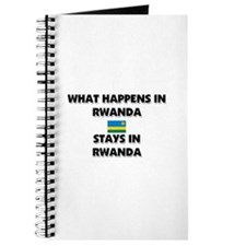 What Happens In RWANDA Stays There Journal