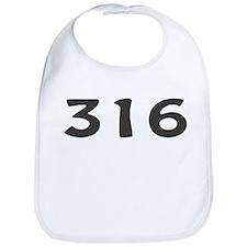 316 Area Code Bib