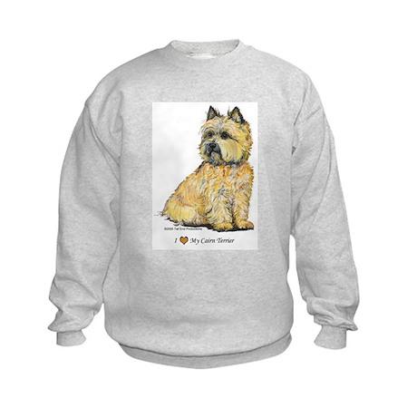 I love my Cairn Kids Sweatshirt
