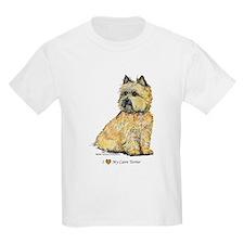 I love my Cairn Kids T-Shirt