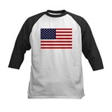 4th of july flag t shirts Baseball Jersey
