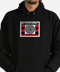YOU ARE NOW ENTERING #2 Hoodie (dark)