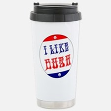 I Like Bush Travel Mug