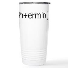 PHENTERMINE Travel Mug