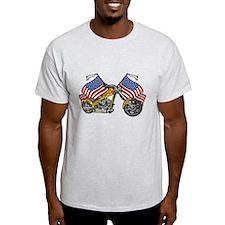 American Chopper Flames T-Shirt