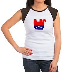 Dead Eleph (sft) Women's Cap Sleeve T-Shirt