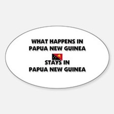 What Happens In PAPUA NEW GUINEA Stays There Stick
