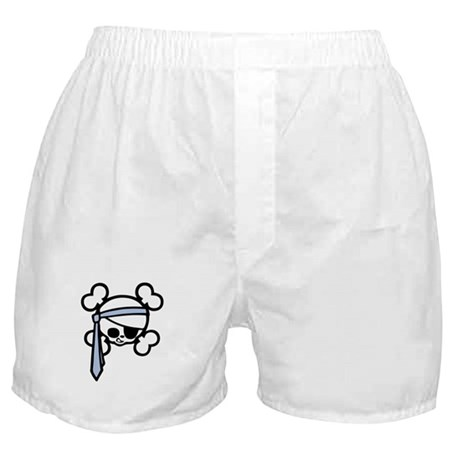 Pirate Family -Dad Boxer Shorts