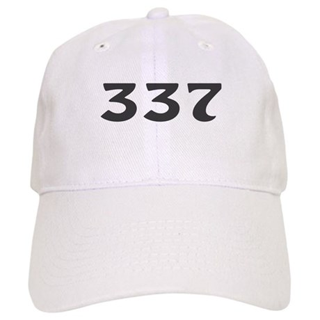 337 Area Code Cap