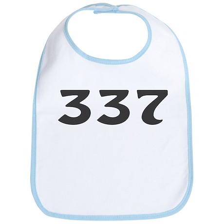 337 Area Code Bib