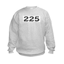 225 Area Code Sweatshirt