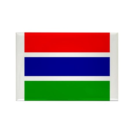 Gambian Rectangle Magnet