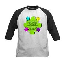 Hitting Won't Cure Autism! Tee