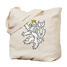 Bohemian Lion Tote Bag