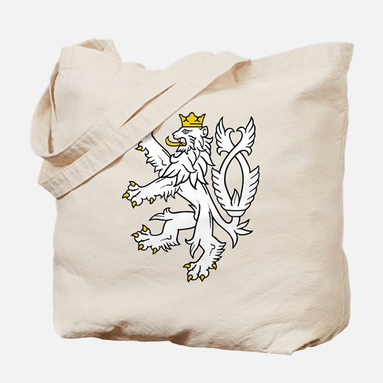 Bohemian Lion Tote Bag