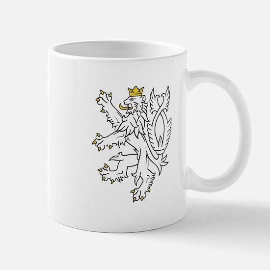 Bohemian Lion Mug