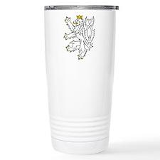 Bohemian Lion Travel Mug