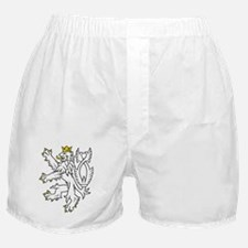 Bohemian Lion Boxer Shorts