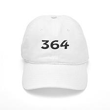 364 Area Code Baseball Cap