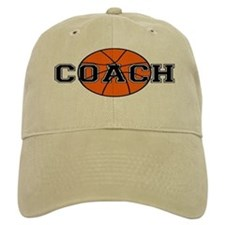 Basketball Coach Baseball Baseball Cap