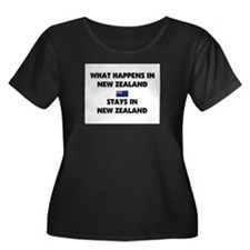 What Happens In NEW ZEALAND Stays There T