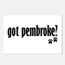 Got Pembroke? Postcards (Package of 8)