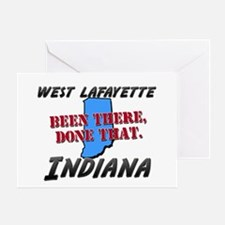 west lafayette indiana - been there, done that Gre