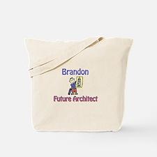 Brandon - Future Architect Tote Bag