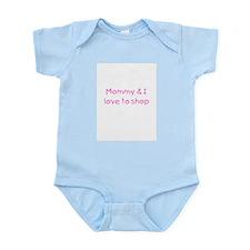 Love to Shop Infant Bodysuit
