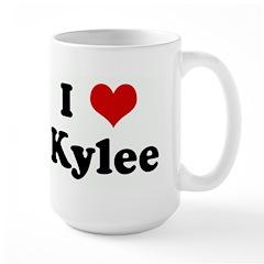 I Love Kylee Mug