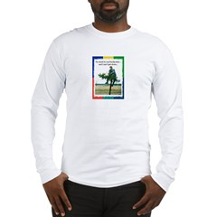 Stuck in a Branch! Long Sleeve T-Shirt