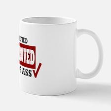 USDA 100% Approved Piece of Ass Mug