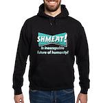SHMEAT! Hoodie (dark)