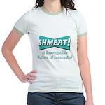 SHMEAT! Jr. Ringer T-Shirt