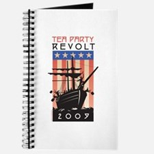 Tea Party Revolt 2009 Journal