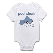 Kawaii Pool Shark Infant Bodysuit