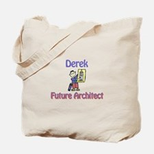 Derek - Future Architect Tote Bag