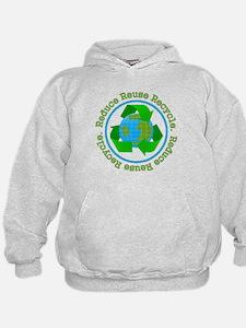 Recycle Earth Hoodie