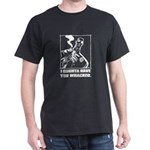 Silencers Black T-Shirt