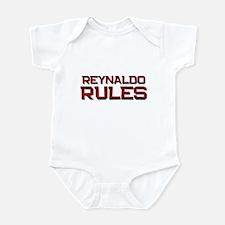 reynaldo rules Infant Bodysuit