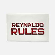 reynaldo rules Rectangle Magnet