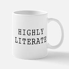 Highly Literate Mug