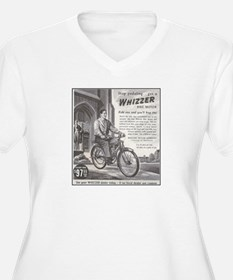 """1946 Whizzer Ad"" T-Shirt"