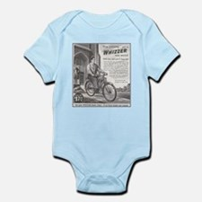 """1946 Whizzer Ad"" Infant Bodysuit"