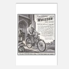 """""""1946 Whizzer Ad"""" Postcards (Package of 8)"""
