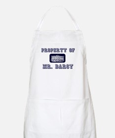 Property of Mr. Darcy BBQ Apron