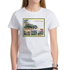 """1946 Plymouth Ad"" Tee"
