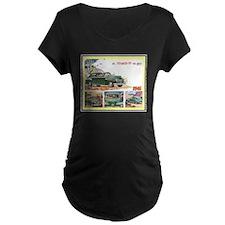"""1946 Plymouth Ad"" T-Shirt"