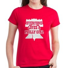 Everyone Loves a Philly Girl Tee