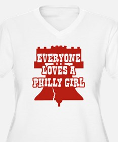 Everyone Loves a Philly Girl T-Shirt